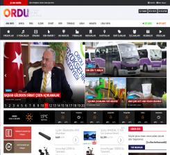 Ordu.net.tr - Ordu İli Şehir Portalı